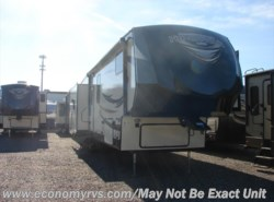 New 2017  Forest River Salem Hemisphere Lite 368RLBHK by Forest River from Economy RVs in Mechanicsville, MD