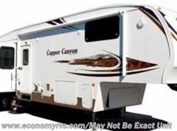 Used 2009  Keystone Copper Canyon 360FWQDS