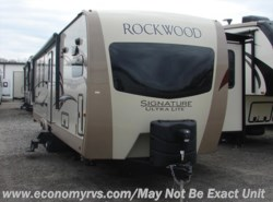 New 2018  Forest River Rockwood Signature Ultra Lite 8335BSS by Forest River from Economy RVs in Mechanicsville, MD