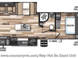 New 2018  Forest River Salem Hemisphere Lite 272RL by Forest River from Economy RVs in Mechanicsville, MD