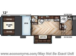 New 2018  Forest River Vengeance 314A12 by Forest River from Economy RVs in Mechanicsville, MD