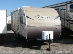 New 2018  Shasta Oasis 26DB by Shasta from Economy RVs in Mechanicsville, MD