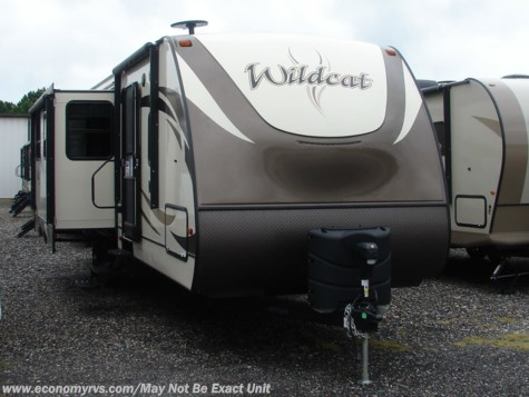 2019 Forest River Wildcat 343BIK