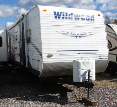 2010 Forest River Wildwood 29QBBS