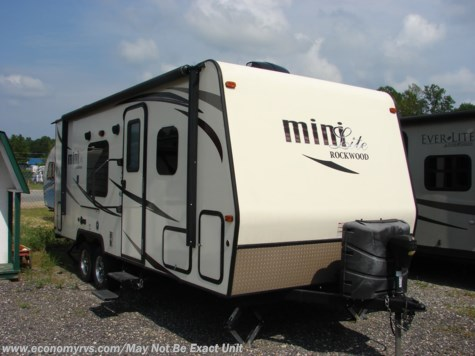 2016 Forest River Rockwood Mini Lite 2304KS