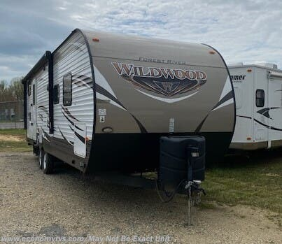 2017 Forest River Wildwood 27DBK