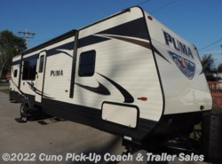 New 2017  Palomino Puma 30RKSS by Palomino from Cuno Pick-Up Coach & Trailer Sales in Montgomery City, MO