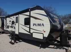 New 2017  Palomino Puma 24FBS by Palomino from Cuno Pick-Up Coach & Trailer Sales in Montgomery City, MO