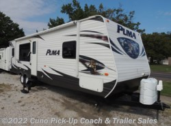 Used 2014  Palomino Puma 30-RKSS by Palomino from Cuno Pick-Up Coach & Trailer Sales in Montgomery City, MO