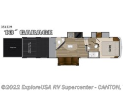 New 2017  Heartland RV Cyclone 3513JM by Heartland RV from ExploreUSA RV Supercenter - CANTON, TX in Wills Point, TX