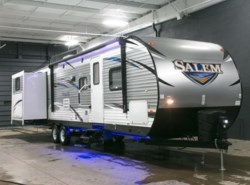 New 2017  Forest River Salem 31KQBTS by Forest River from COLUMBUS CAMPER & MARINE CENTER in Columbus, GA