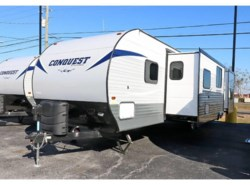 New 2018  Gulf Stream Conquest 323TBR by Gulf Stream from The Camper Store in Phenix City, AL