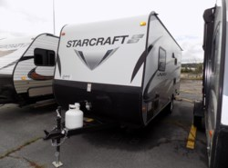 New 2018  Starcraft Launch Outfitter 7 17QB by Starcraft from COLUMBUS CAMPER & MARINE CENTER in Columbus, GA