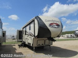 New 2017  Forest River Sandpiper 378FB by Forest River from Hanner RV Supercenter in Baird, TX
