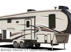 New 2017  Forest River Sandpiper 377FLIK by Forest River from Hanner RV Supercenter in Baird, TX