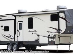 New 2017  Forest River Wildwood Heritage Glen F337BAR by Forest River from Hanner RV Supercenter in Baird, TX