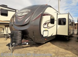 New 2018  Forest River Wildwood Heritage Glen T312QBUD by Forest River from Hanner RV Supercenter in Baird, TX