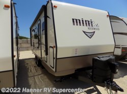 New 2018  Forest River Rockwood Mini Lite 2507S by Forest River from Hanner RV Supercenter in Baird, TX