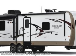New 2018  Forest River Rockwood Signature Ultra Lite 8329SS by Forest River from Hanner RV Supercenter in Baird, TX