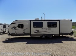 New 2018  Forest River Wildwood Heritage Glen 26BHKHL by Forest River from Hanner RV Supercenter in Baird, TX