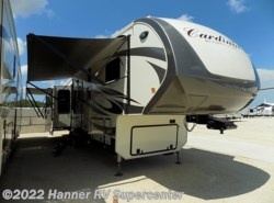 New 2018  Forest River Cardinal 3456RL by Forest River from Hanner RV Supercenter in Baird, TX