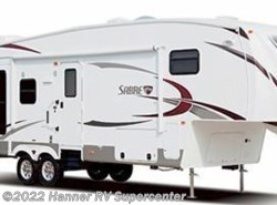 Used 2011  Palomino Sabre 31 CKTS by Palomino from Hanner RV Supercenter in Baird, TX