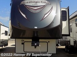 New 2018  Forest River Wildwood Heritage Glen 276RLIS by Forest River from Hanner RV Supercenter in Baird, TX