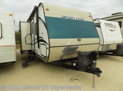 Used 2015  Venture RV SportTrek 222VIK by Venture RV from Hanner RV Supercenter in Baird, TX