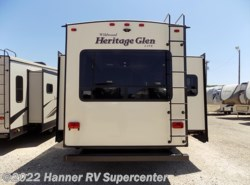 New 2018  Forest River Wildwood Heritage Glen 337BAR by Forest River from Hanner RV Supercenter in Baird, TX