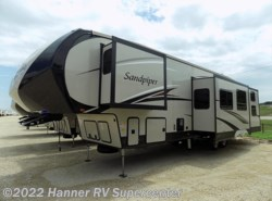 New 2018  Forest River Sandpiper 381RBOK by Forest River from Hanner RV Supercenter in Baird, TX