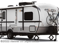 New 2018  Forest River Rockwood Geo Pro 14FK by Forest River from Hanner RV Supercenter in Baird, TX