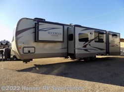 New 2018  Forest River Rockwood Signature Ultra Lite 8327SS by Forest River from Hanner RV Supercenter in Baird, TX