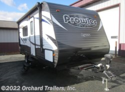 New 2016  Heartland RV Prowler Lynx 18 LX by Heartland RV from Orchard Trailers, Inc. in Whately, MA