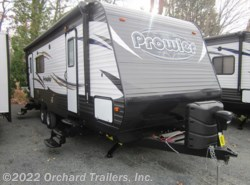 New 2016  Heartland RV Prowler 25P RKS by Heartland RV from Orchard Trailers, Inc. in Whately, MA