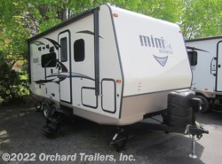 New 2017  Forest River Rockwood Mini Lite 2104S by Forest River from Orchard Trailers, Inc. in Whately, MA