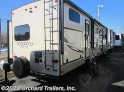 New 2017  Forest River Rockwood Signature Ultra Lite 8312SS by Forest River from Orchard Trailers, Inc. in Whately, MA
