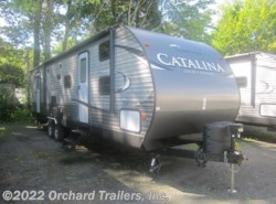 New 2017  Coachmen Catalina 343TBDS by Coachmen from Orchard Trailers, Inc. in Whately, MA