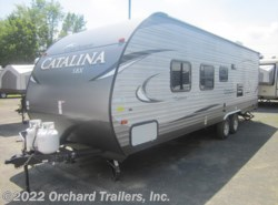 New 2018  Coachmen Catalina SBX 261BH by Coachmen from Orchard Trailers, Inc. in Whately, MA