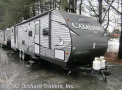 New 2017  Coachmen Catalina SBX 321BHDS CK by Coachmen from Orchard Trailers, Inc. in Whately, MA
