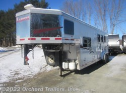 Used 2008  Lakota Charger 3-Horse LQ by Lakota from Orchard Trailers, Inc. in Whately, MA
