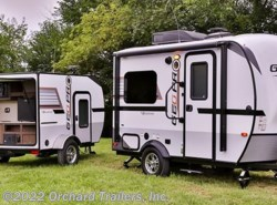 New 2018  Forest River Rockwood Geo Pro G17RK by Forest River from Orchard Trailers, Inc. in Whately, MA