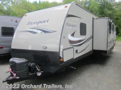 New 2016 Keystone Passport Ultra Lite Grand Touring 3320BH available in Whately, Massachusetts