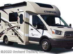 New 2018  Thor Motor Coach Compass 23TB by Thor Motor Coach from Orchard Trailers, Inc. in Whately, MA