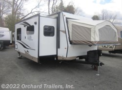 New 2018  Forest River Rockwood Roo 23FL by Forest River from Orchard Trailers, Inc. in Whately, MA