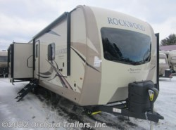 New 2018  Forest River Rockwood Signature Ultra Lite 8332BS by Forest River from Orchard Trailers, Inc. in Whately, MA