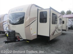 New 2018  Forest River Rockwood Signature Ultra Lite 8335BSS by Forest River from Orchard Trailers, Inc. in Whately, MA