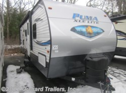 New 2018  Palomino Puma XLE Lite 25RBSC by Palomino from Orchard Trailers, Inc. in Whately, MA