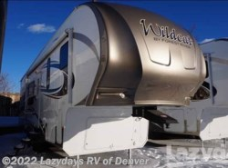 New 2016 Forest River Wildcat 282RKX available in Aurora, Colorado