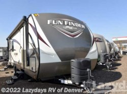 New 2017  Cruiser RV Fun Finder Xtreme Lite 24KR by Cruiser RV from Lazydays RV America in Aurora, CO