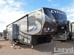 New 2017  Heartland RV Cyclone 4113 by Heartland RV from Lazydays RV America in Loveland, CO